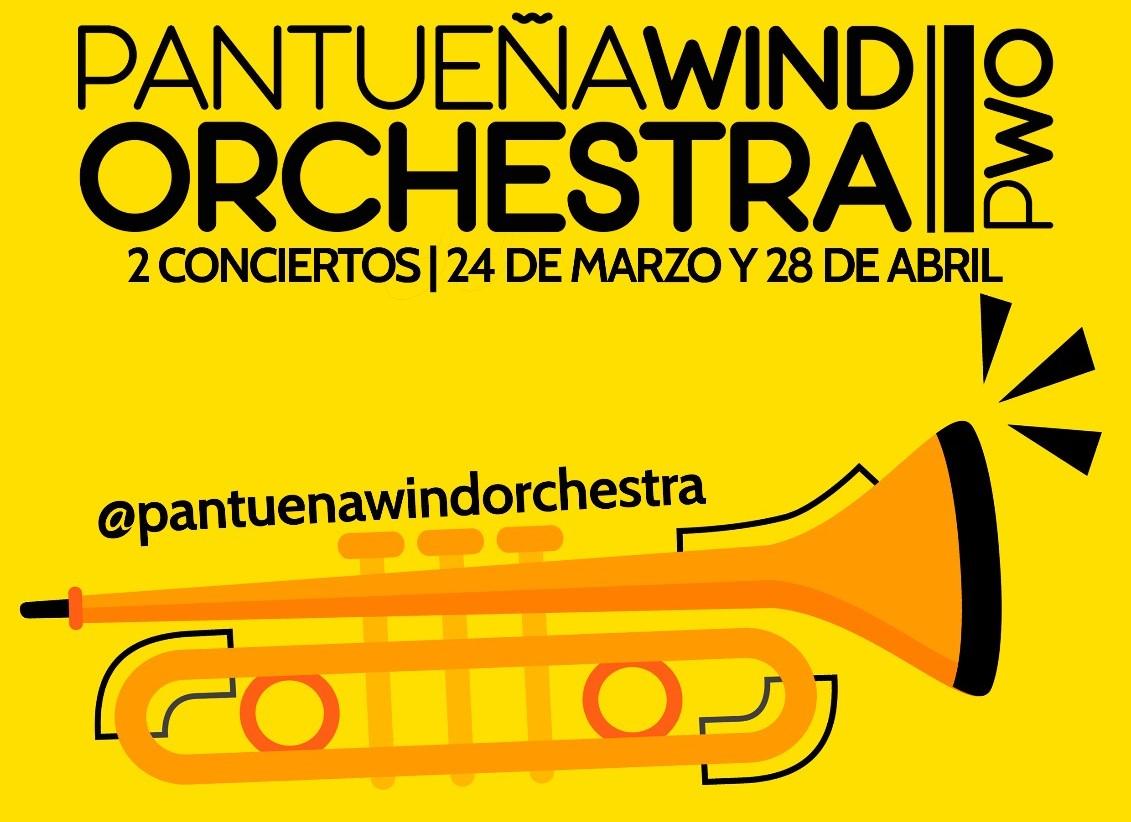 Todo preparado para el encuentro y concierto de Pantueña Wind Orchestra