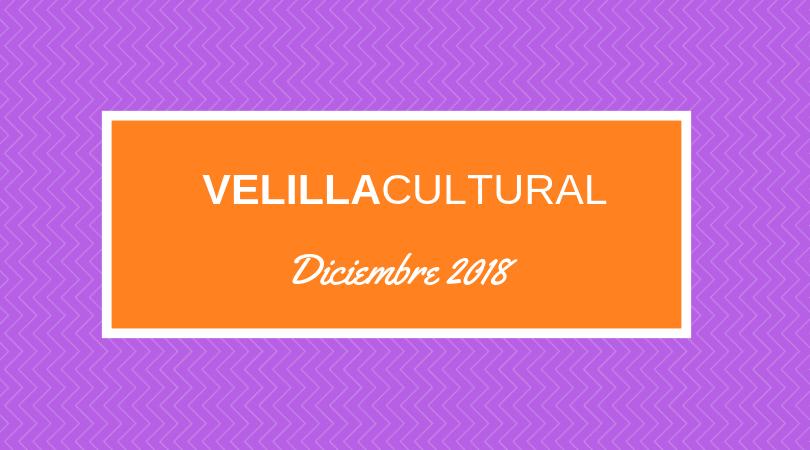 Agenda Velilla Cultural del 1 al 20 de diciembre