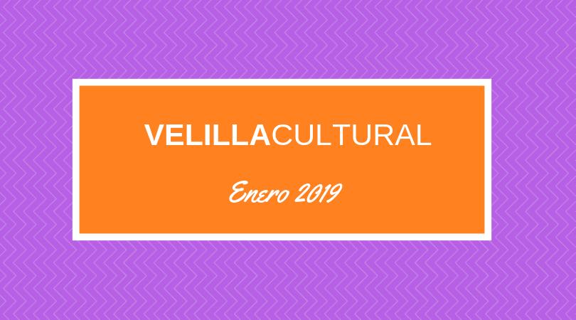 Programación Velilla Cultural enero 2019