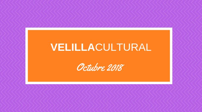 Comienza la temporada Velilla Cultural 2018-2019
