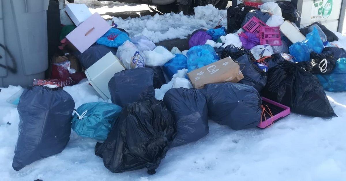 El servicio de recogida de basuras se reanudará el miércoles