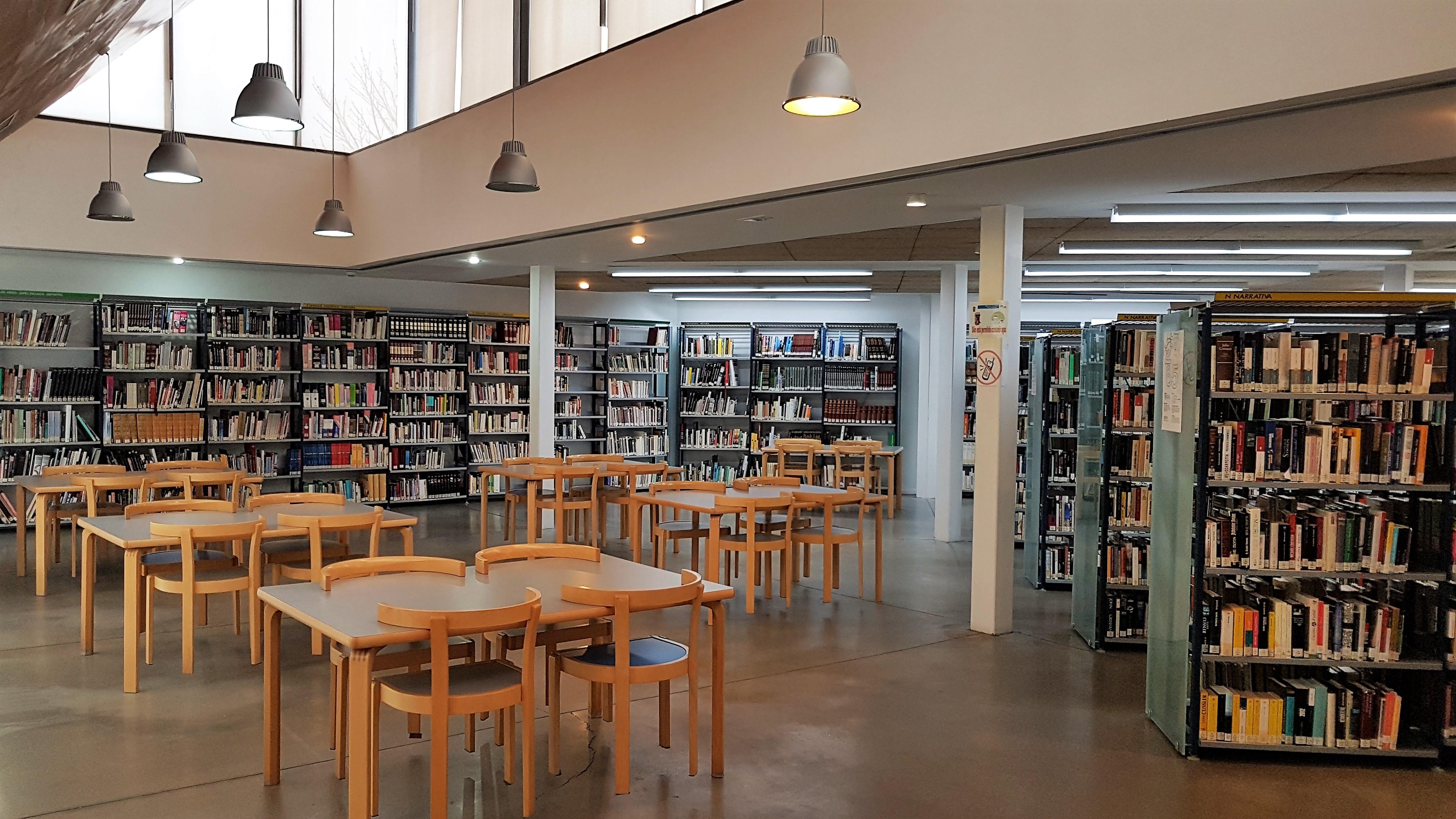 Nuevo horario de la biblioteca a partir del lunes 22 de junio