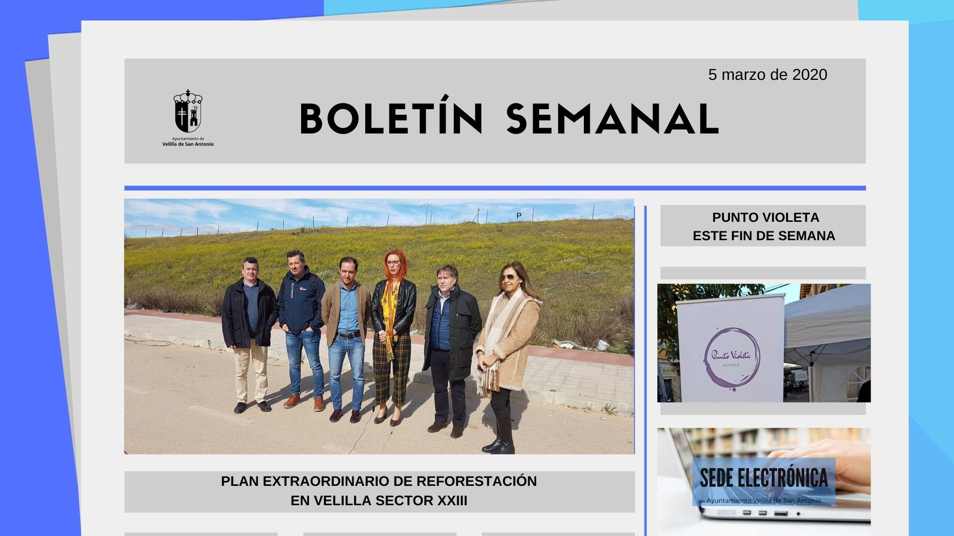 Boletín Semanal 10/2020