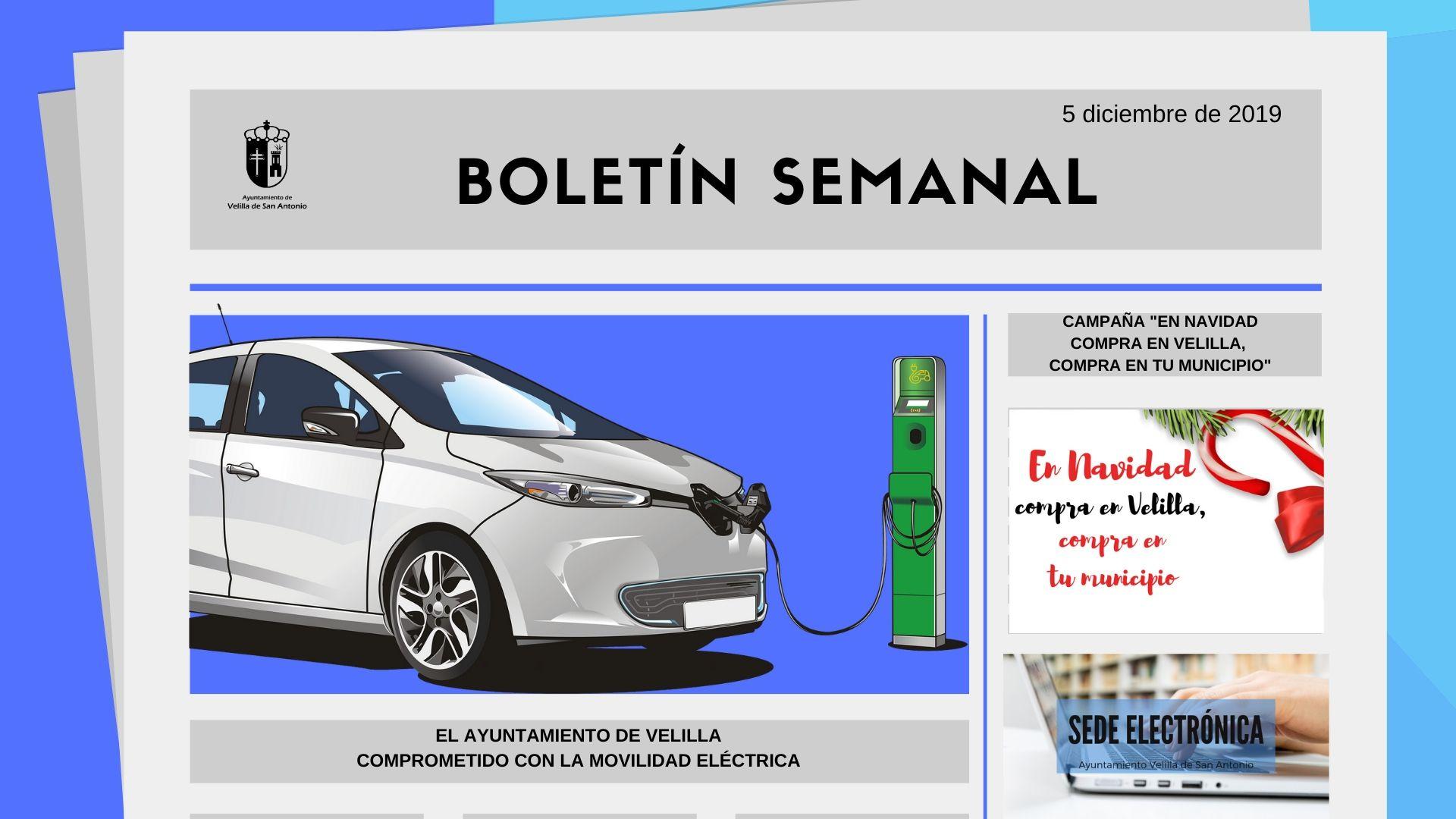 Boletín Semanal 40/2019