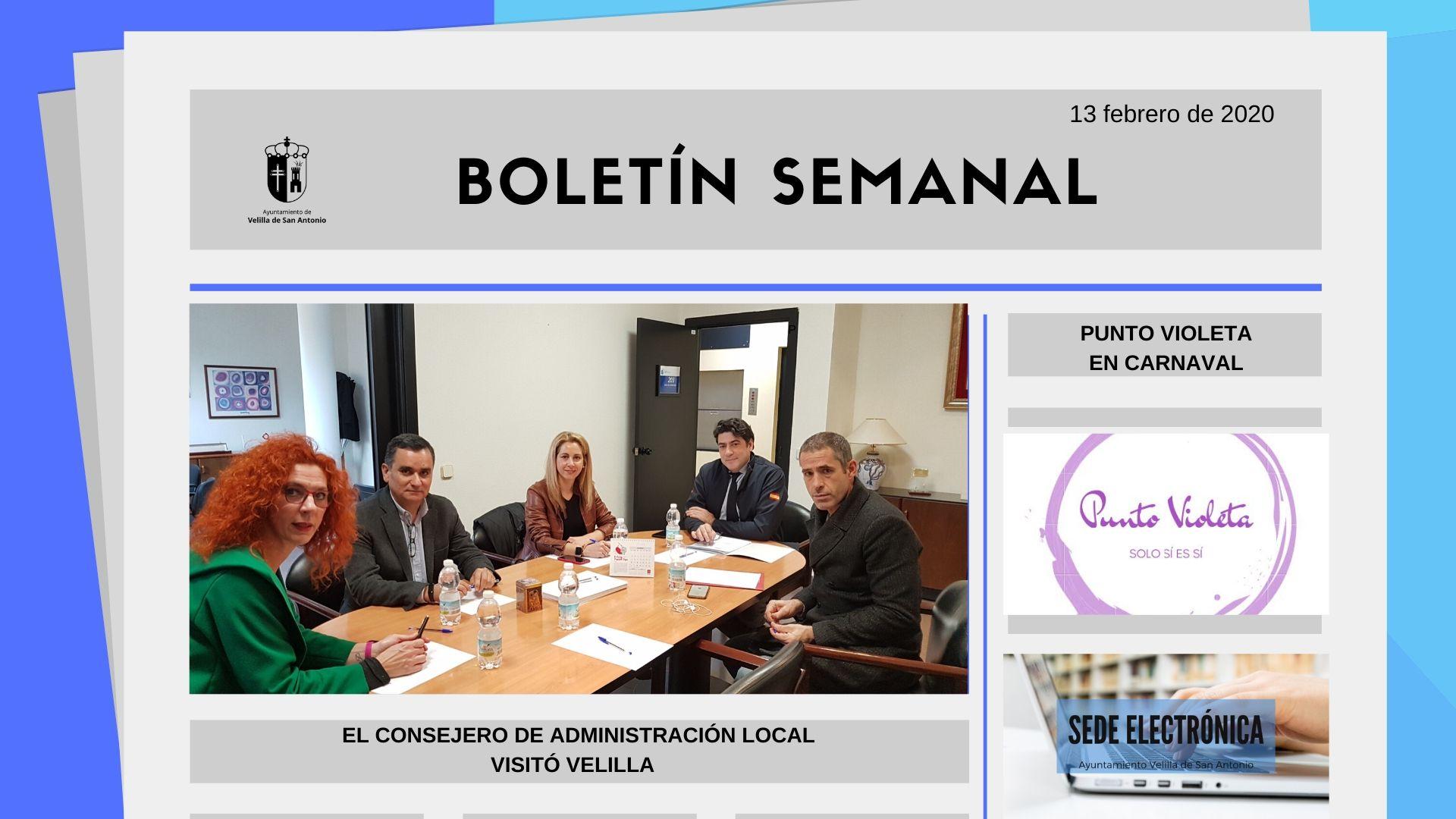 Boletín Semanal 7/2020