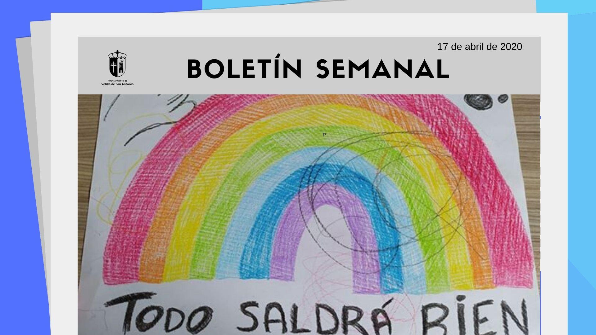 Boletín Semanal 16/2020