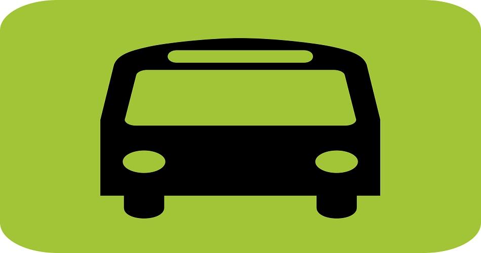 Modificación de las paradas de autobuses durante la celebración de las Fiestas