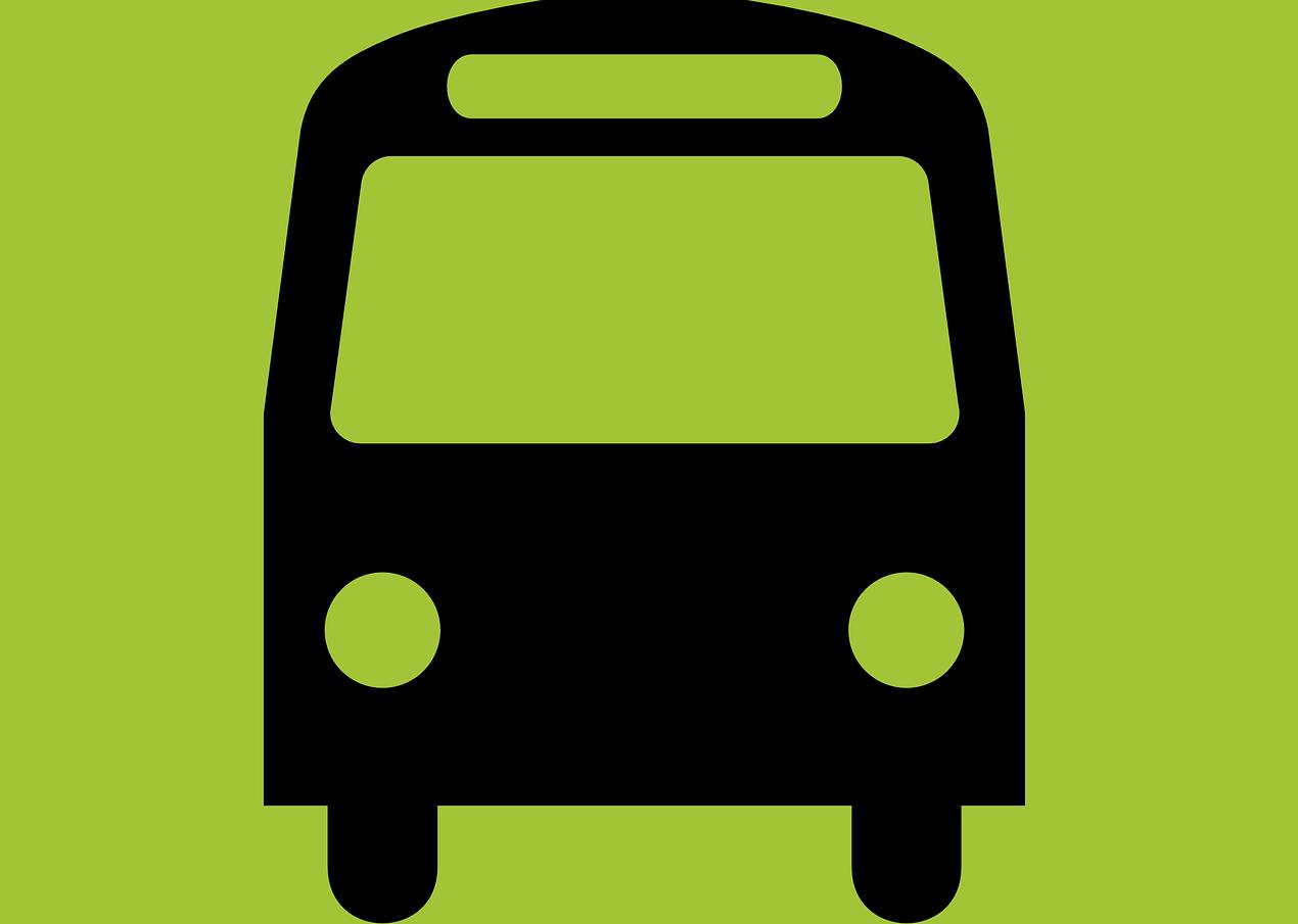 Aviso horario de autobuses el 15 de mayo de 2019, festividad de San Isidro