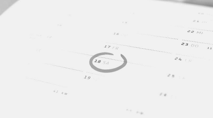 El 13 al 26 de marzo, días inhábiles a efecto de cómputo de plazos en procedimientos administrativos en la Comunidad de Madrid