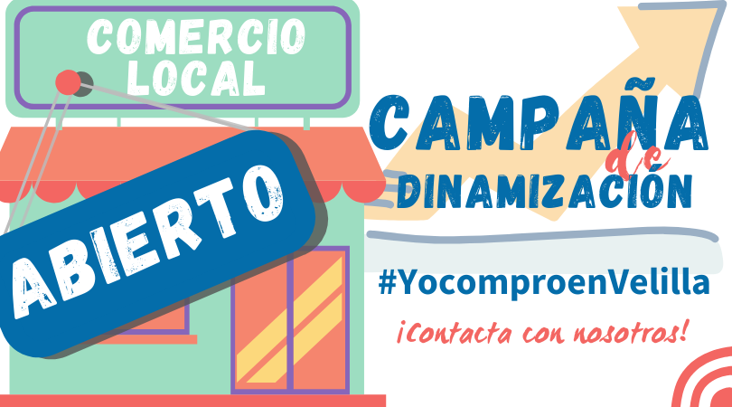 Comercio local, #EstamosContigo