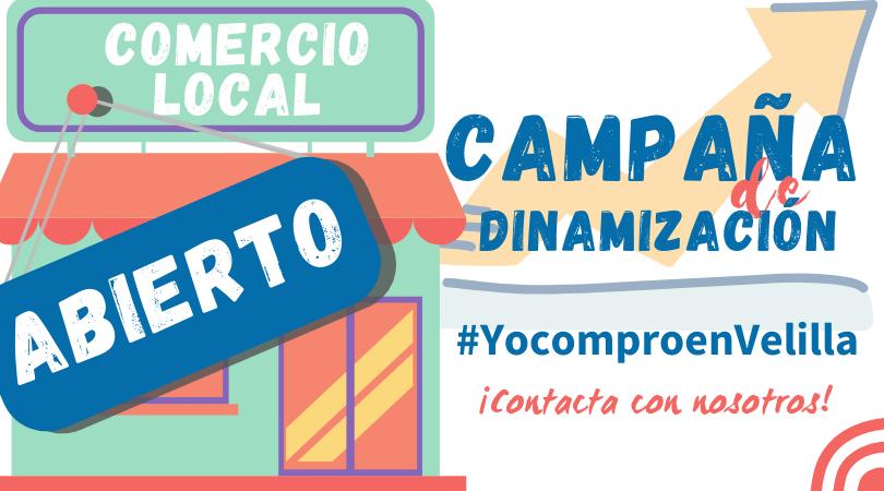 Comercio local, #EstamosContigo