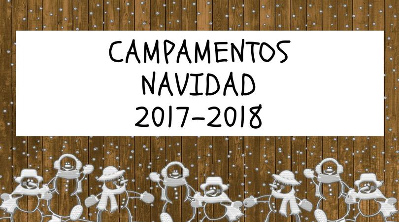 """Campamentos urbanos de Navidad 2017-2018, """"Maestros Jugueteros"""""""