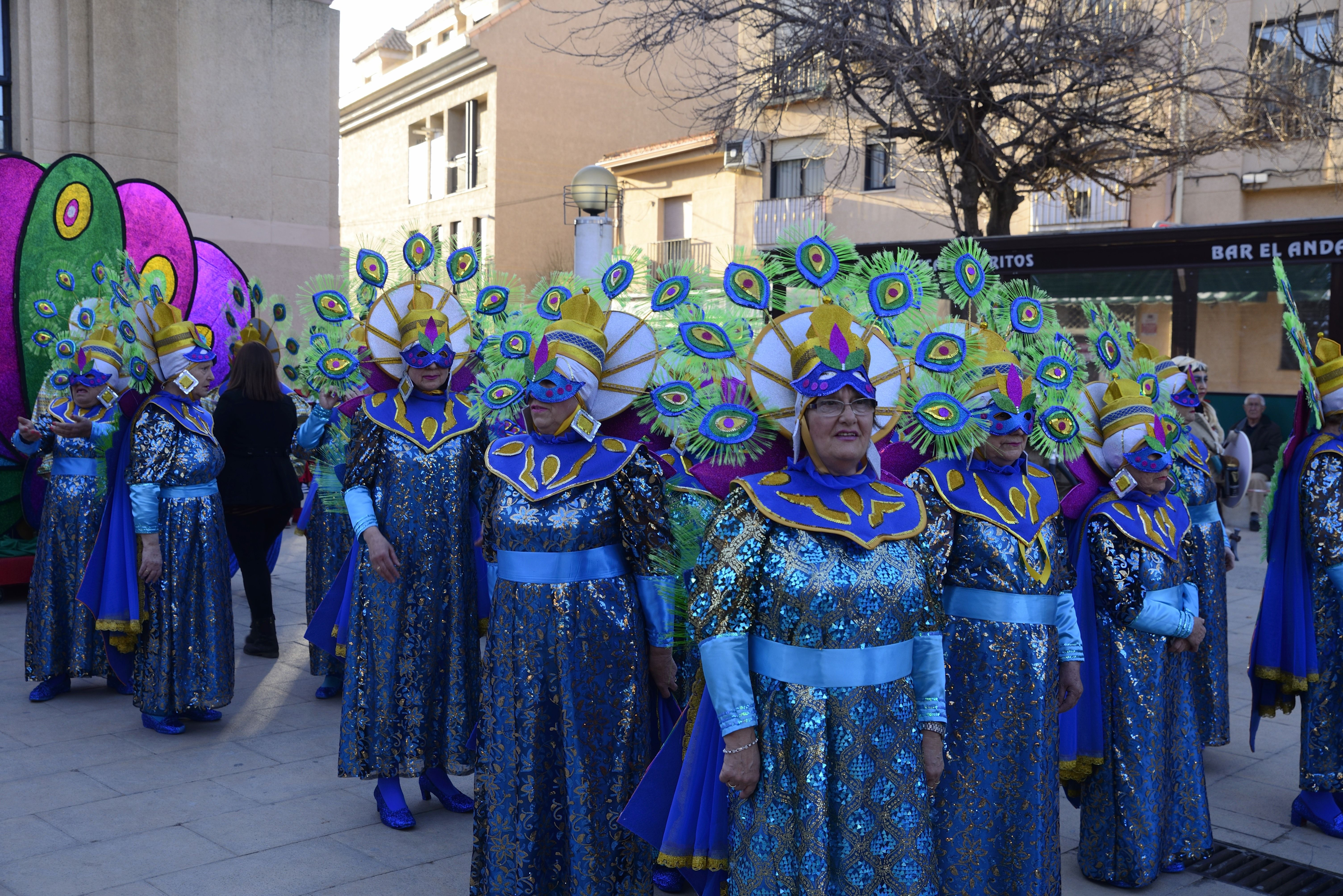 Presentación de inscripciones para participar en el Carnaval 2018, hasta el 9 de febrero