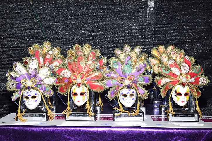 El sábado Velilla se vistió de Carnaval