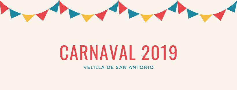 Programación Carnaval 2019