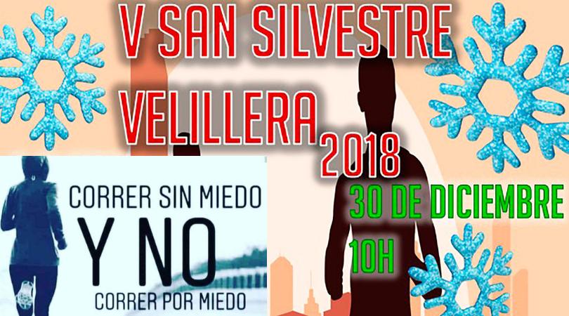 """Velilla celebrará la San Silvestre Velillera bajo el lema """"Correr sin miedo y no correr por miedo"""""""