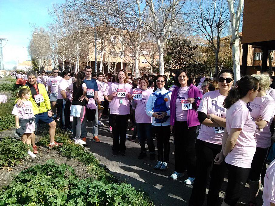 2015 II Carrera Solidaria de la Mujer
