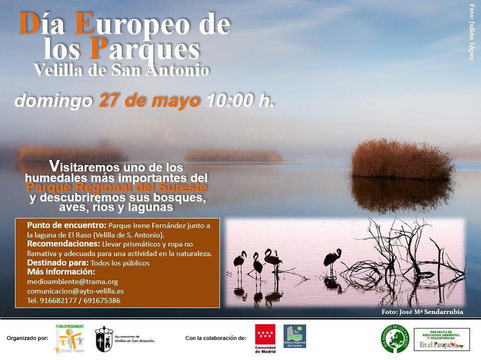 Visita Lagunas de Velilla