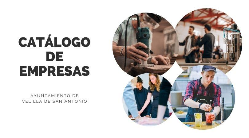 El Ayuntamiento está actualizando el catálogo de empresas del municipio