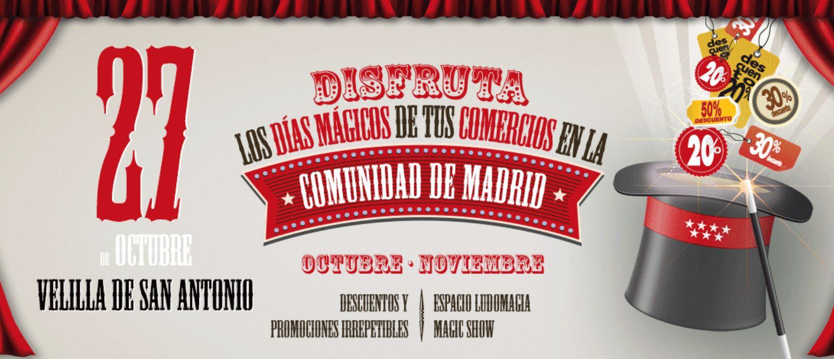 """Inscripciones en la Campaña """"Comercios Mágicos"""" en Velilla"""