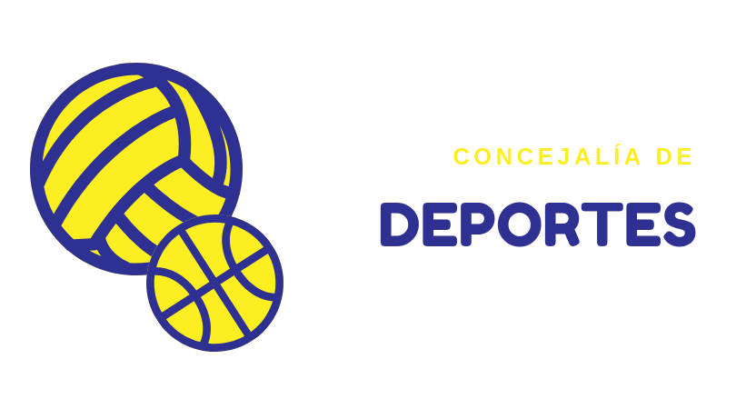 Información sobre las fechas de inscripción en las actividades municipales deportivas 2018-2019