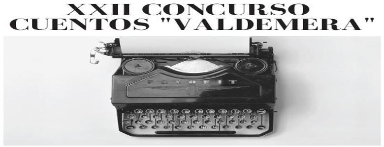 XXII Concurso de Cuentos Valdemera