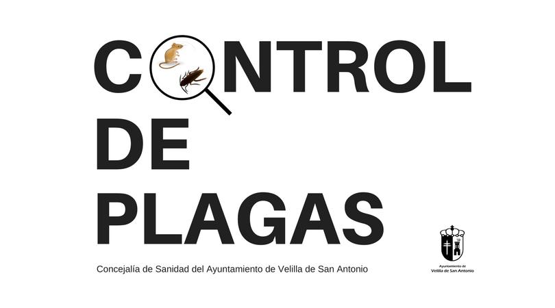 El Ayuntamiento de Velilla está realizando la campaña de control de plagas