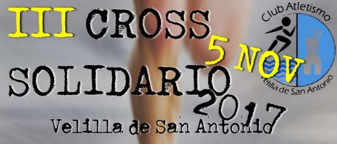 III Cross Solidario Velilla de San Antonio