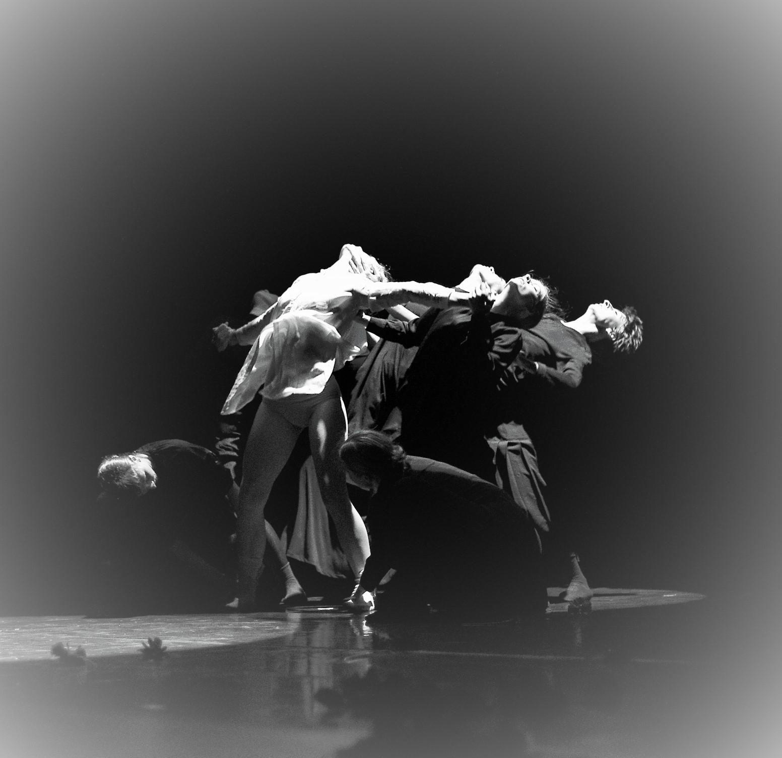 """Preestreno """"1936"""" (danza)"""