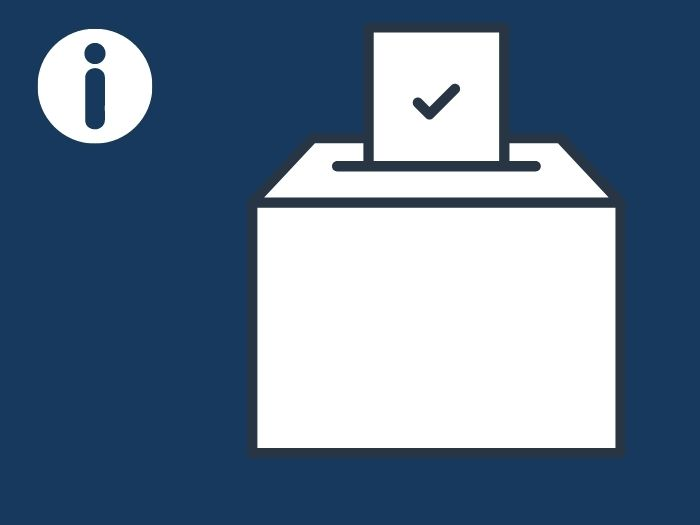 Información elecciones 4 de mayo