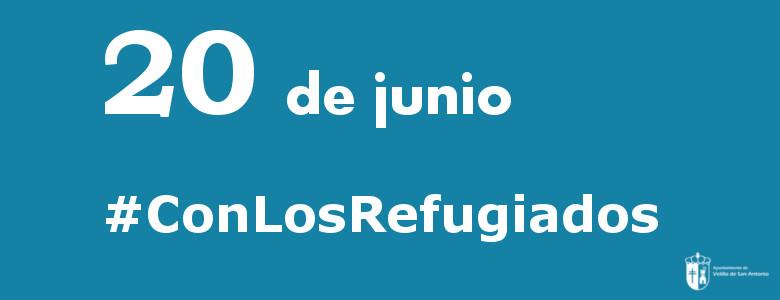 El Ayuntamiento de Velilla se suma a la conmemoración del Día Mundial de los Refugiados