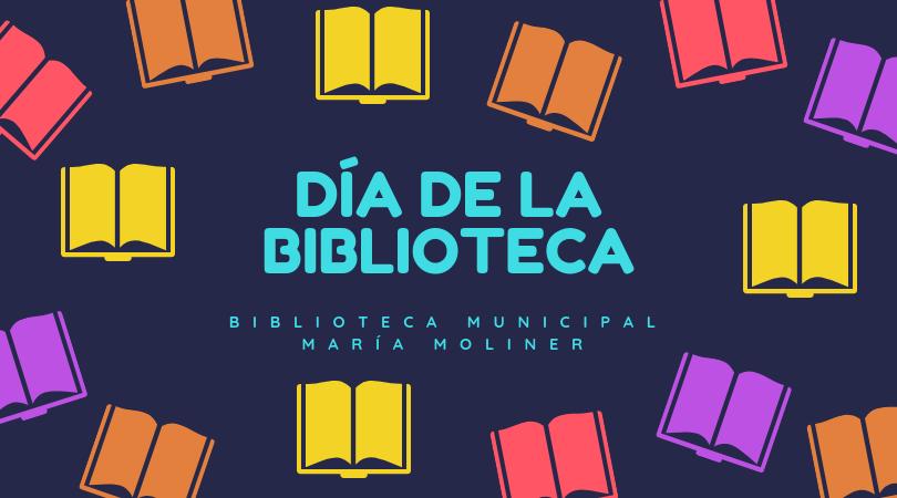 Hoy celebramos el Día de la Biblioteca en Velilla regalando libros