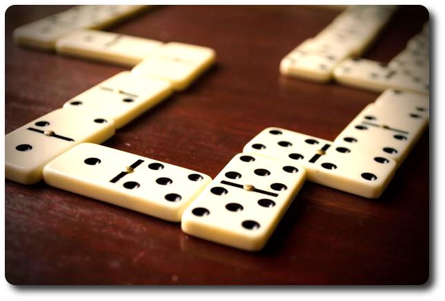 Torneo masculino de dominó