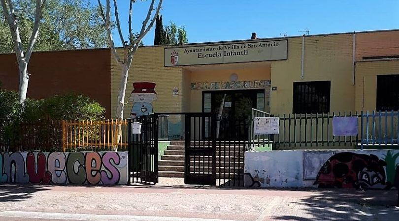 Velilla abre la Escuela Infantil Municipal El Cascanueces