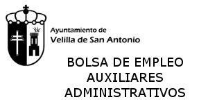 Admitidos y excluidos bolsa empleo administrativos