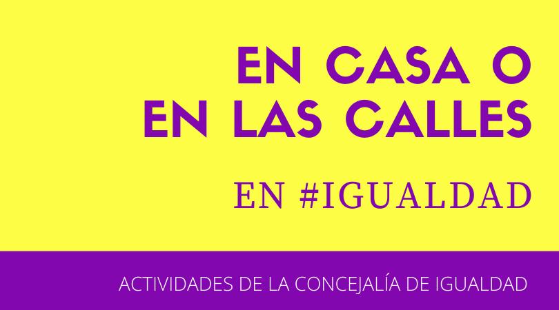 Actividades #igualdad
