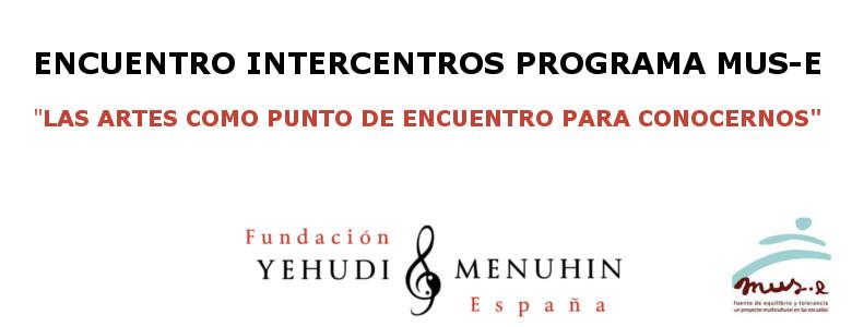 Encuentro Intercentros Programa MUS-E