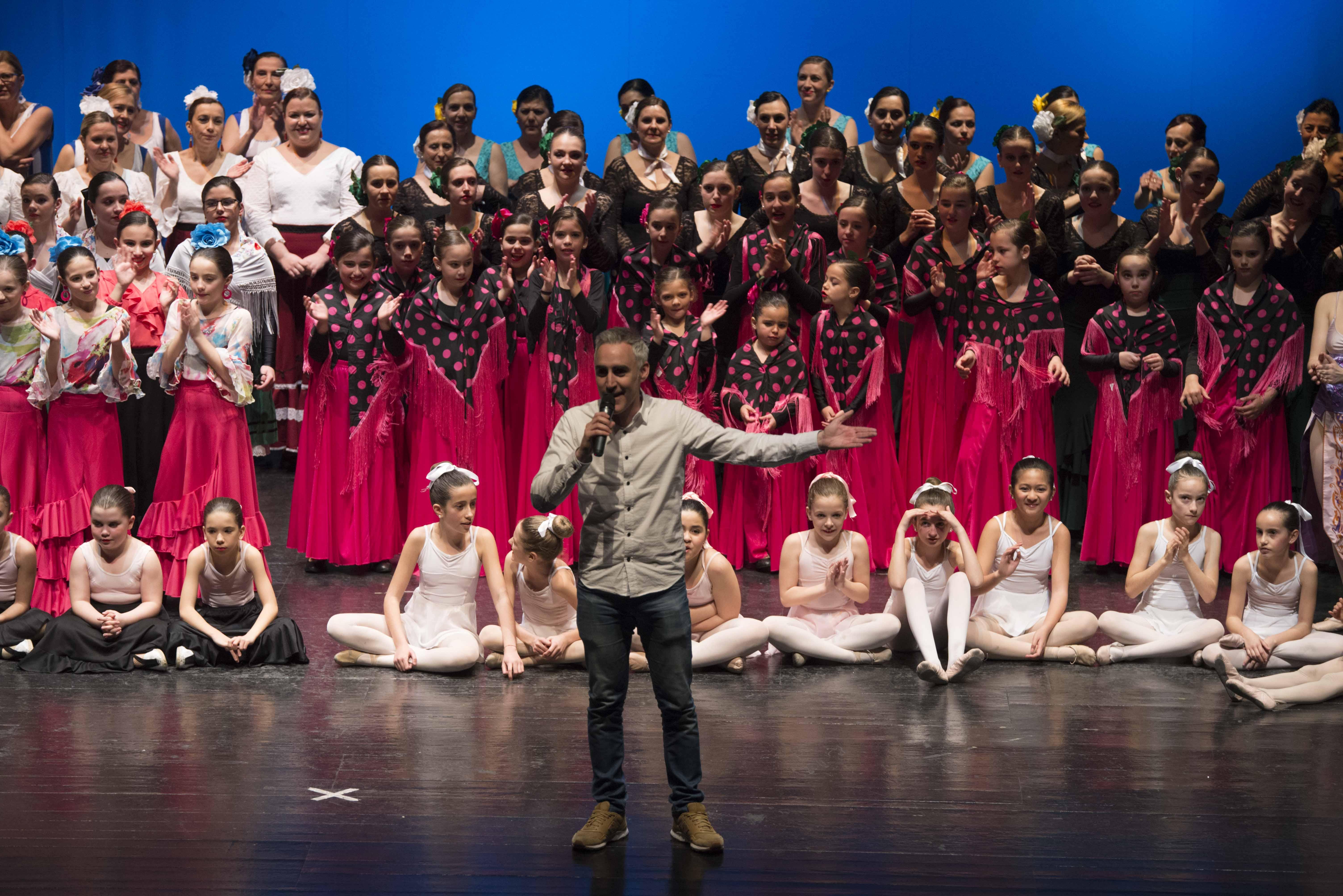 Encuentro de Escuelas Municipales de Danza