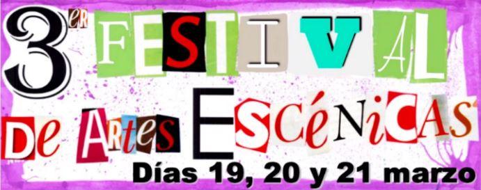 Festival de Artes Escénicas del IES Ana María Matute