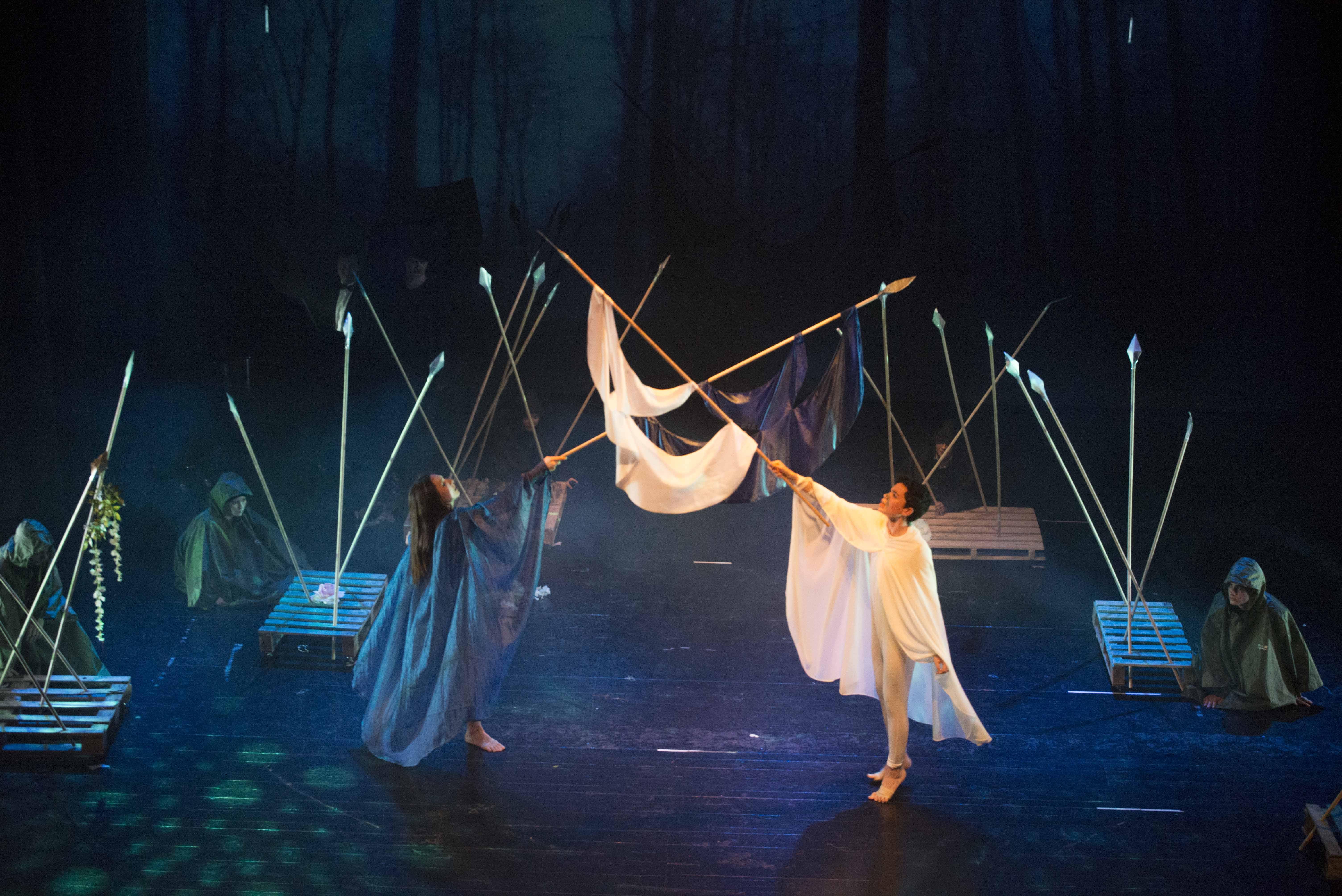 Durante esta semana se ha celebrado en el Auditorio de Velilla la tercera edición del Festival de Artes Escénicas IES Ana Mª Matute