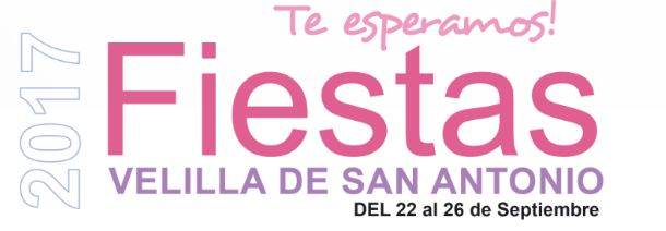 Programa Fiestas Patronales 2017