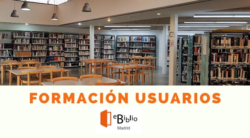 Jornada formativa para usuarios eBiblio