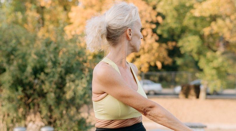 Gimnasia de mantenimiento y stretching para mayores