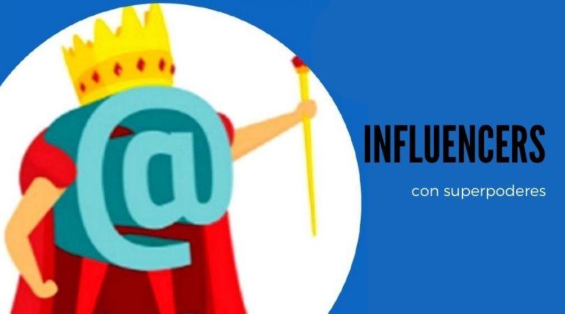 Taller Influencers con superpoderes
