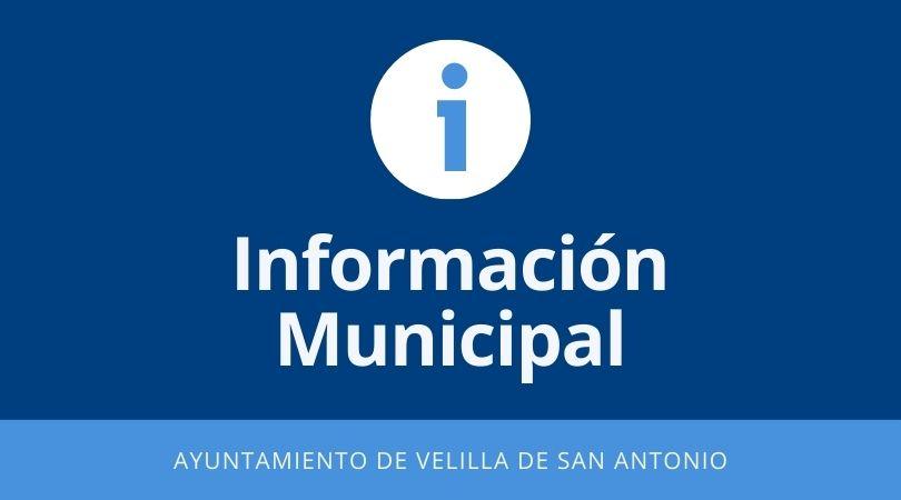Atención presencial sin cita previa en el Ayuntamiento desde el lunes 4 de octubre
