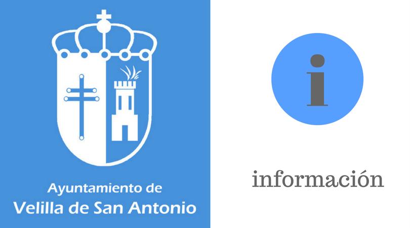 Comunicado de la concejalía de Cultura con motivo de la noticia falsa publicada por España2000 Velilla en relación con el evento realizado por ISEC el pasado sábado