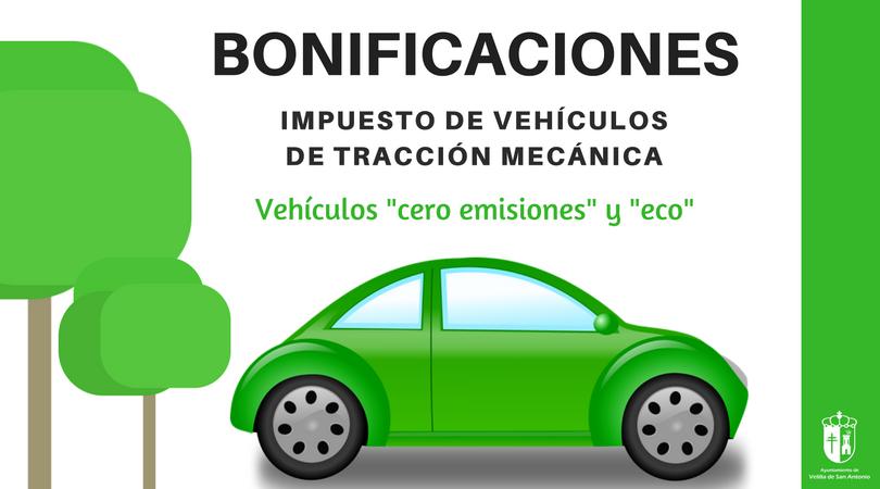 El Ayuntamiento de Velilla bonificará el impuesto de los vehículos menos contaminantes
