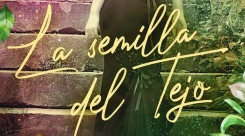 """Presentación literaria """"La semilla del tejo"""" de Estrella Vega"""