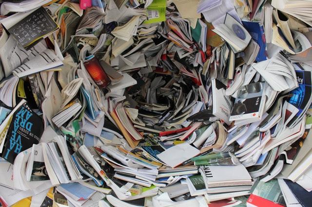Muestra de libros