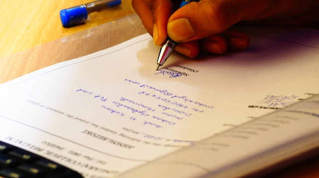 Fecha de examen y lista definitiva bolsa de empleo temporal Auxiliar administrativos